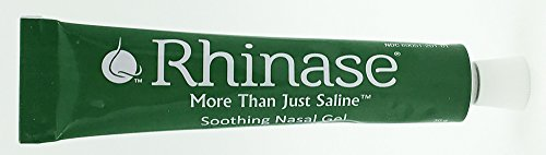 Rhinase Nasal Gel 1 oz for Dry Nose, Allergy and to Prevent