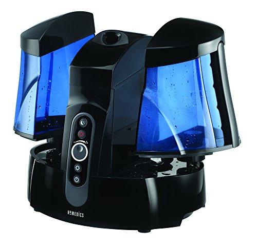 Homedics Warm And Cool Mist Ultrasonic Humidifier 1 Gallon Runs