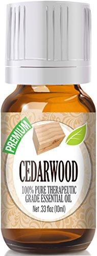 LAGUNAMOON Sandalwood Essential Oil, Therapeutic Grade