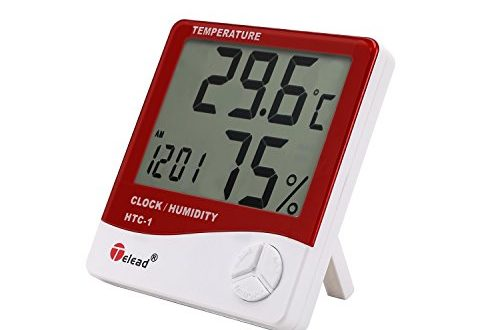 Indoor Digital Hygrometer Thermometer Thermometer
