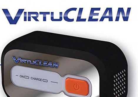 Virtuclean Cpap Cleaner Chandler Solutions Tubing Hook Instantyours