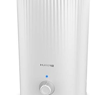 Humere Ultrasonic Cool Mist Humidifiers For Bedroom Large